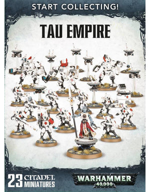 Games Workshop Start Collecting T'Au Empire