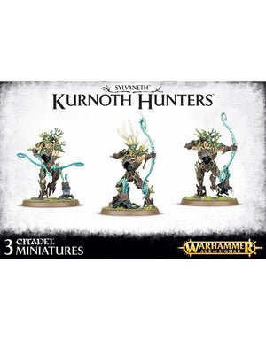 Games Workshop Sylvaneth Kurnoth Hunters