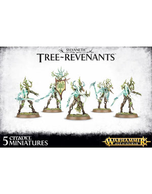 Games Workshop Sylvaneth Tree-Revenants