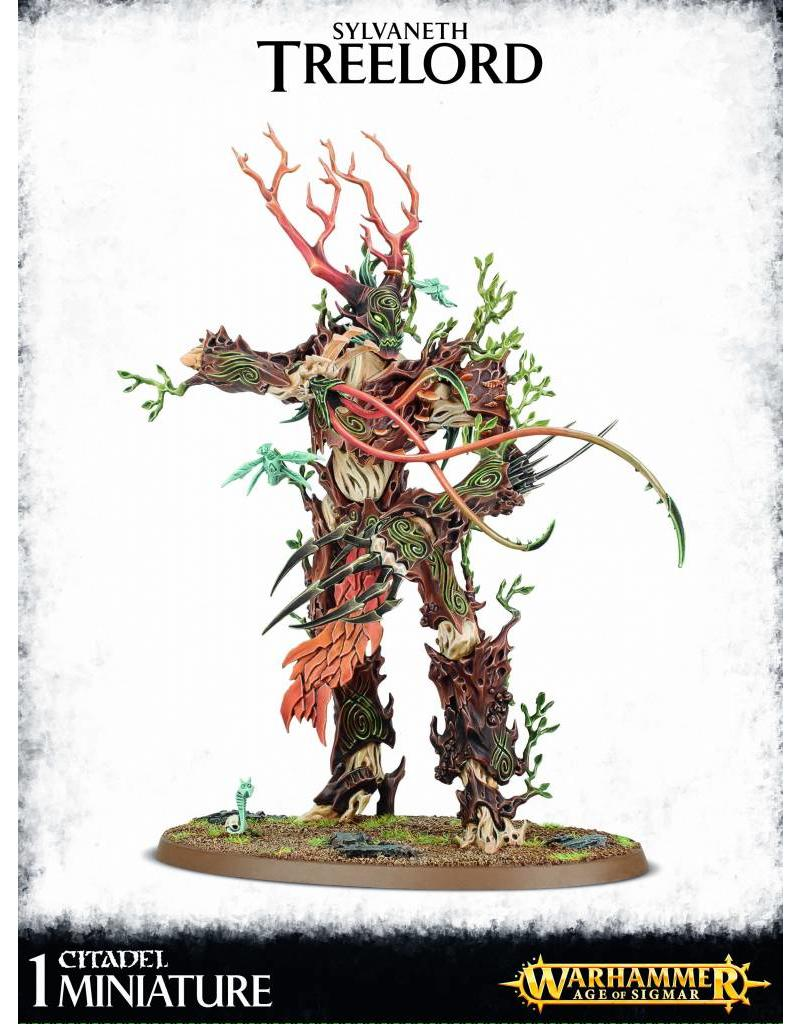 Games Workshop Sylvaneth Treelord