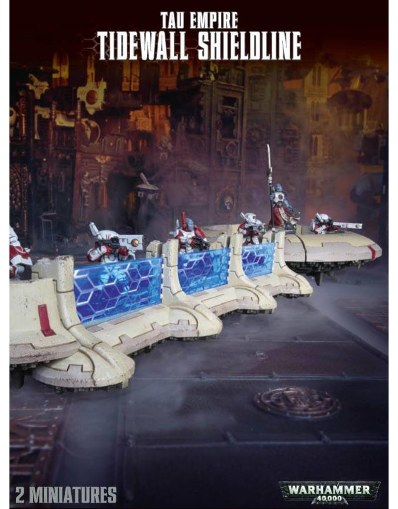 Games Workshop Tau Empire Tidewall Shieldline