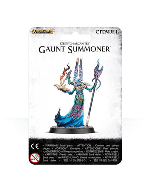 Games Workshop Tzeentch Arcanites Gaunt Summoner