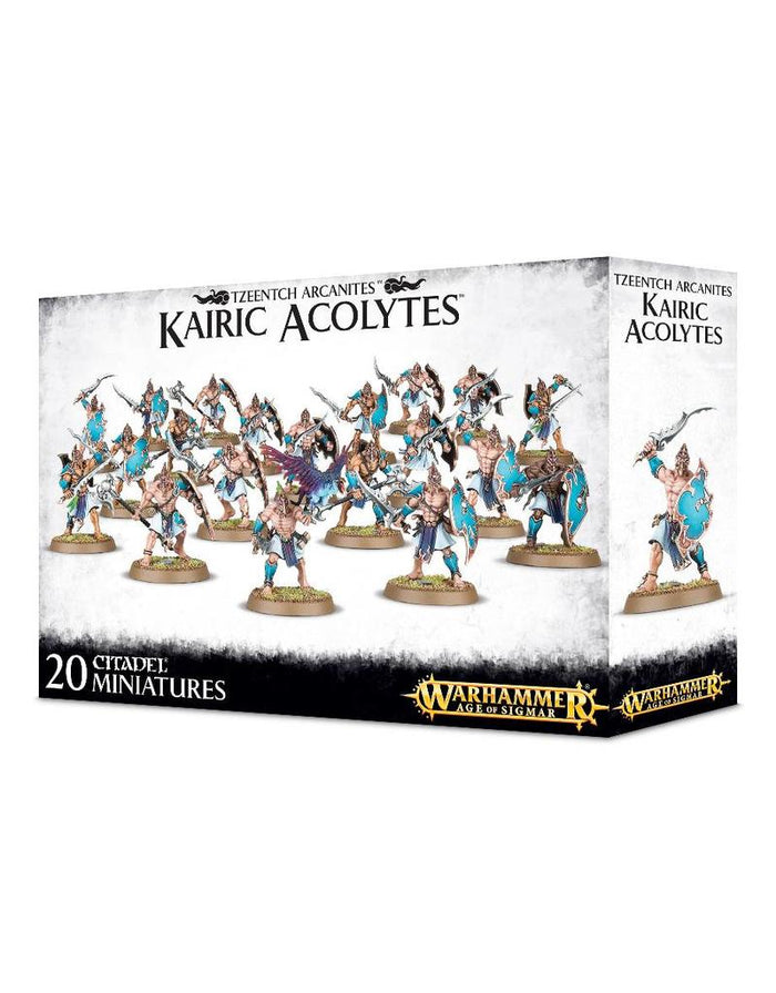 Games Workshop Tzeentch Arcanites Kairic Acolytes