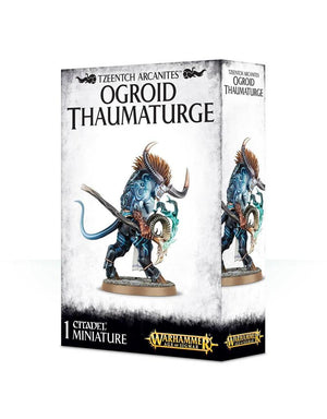 Games Workshop Tzeentch Arcanites Ogroid Thaumaturge