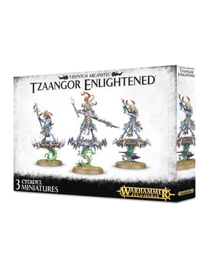 Games Workshop Tzeentch Arcanites Tzaangor Enlightened