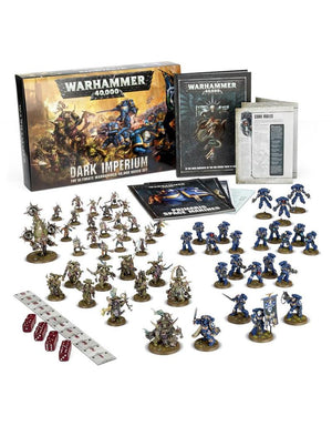 Games Workshop Warhammer 40000: Dark Imperium (En)