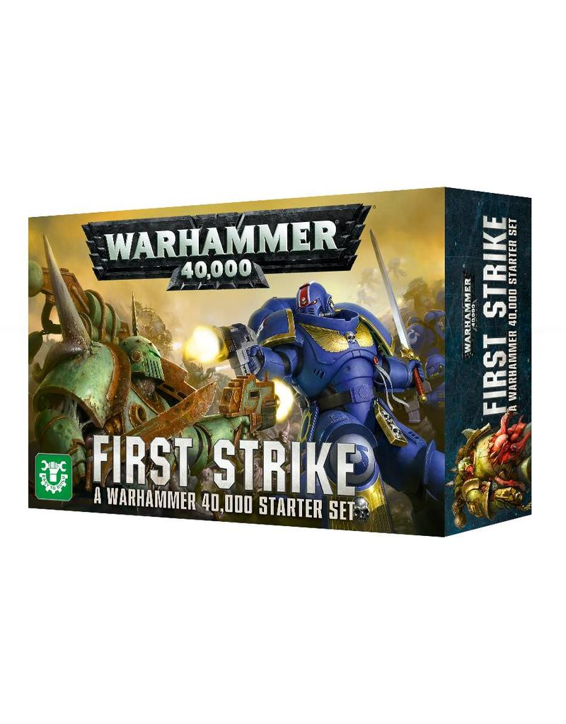 Games Workshop Warhammer 40000: First Strike (En)