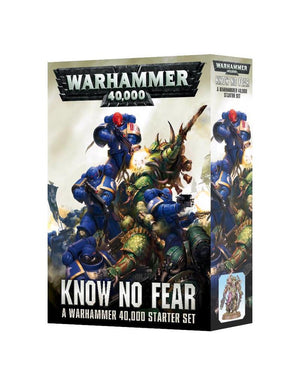 Games Workshop Warhammer 40000: Know No Fear (En)