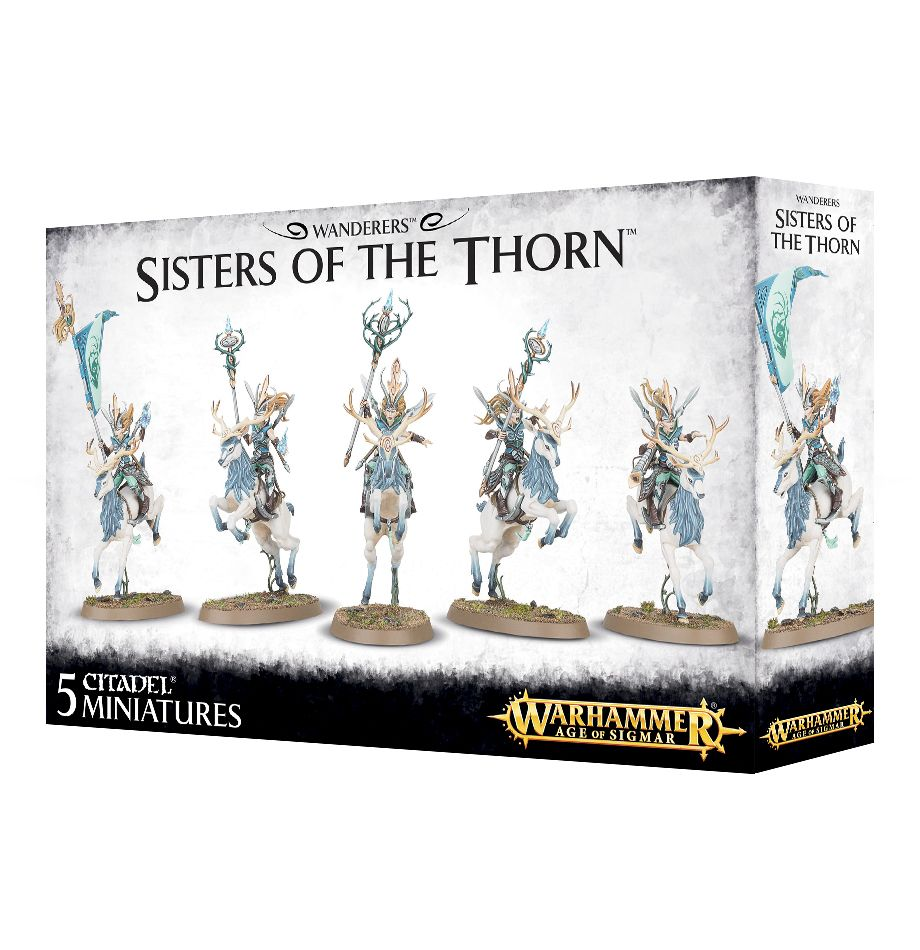Games Workshop Wanderes Sisters Of The Thorn