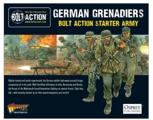 Bolt Action GRENADIERS STARTER ARMY