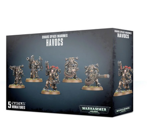 Games Workshop Chaos Space Marines Havocs