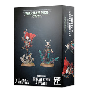 Games Workshop Daemonifuge – Ephrael Stern & Kyganil