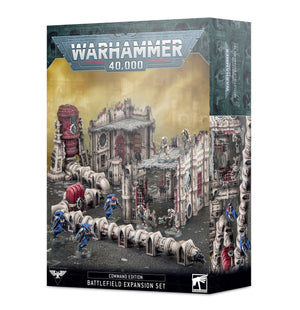 Games Workshop Warhammer 40,000 Command Edition Battlefield Expansion Set