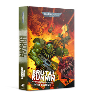 Games Workshop Brutal Kunnin (Hardback)