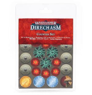 Games Workshop Warhammer Underworlds: Direchasm Counter Set