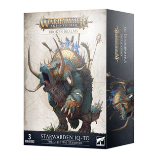 Games Workshop -Broken Realms: The Celestial Stampede