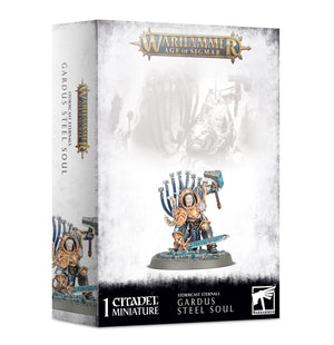 Games Workshop Gardus Steel Soul