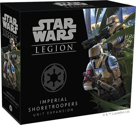 STAR WARS: LEGION-Imperial Shoretroopers Unit Expansion