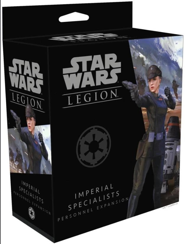STAR WARS: LEGION-Imperial Specialists Personnel Expansion