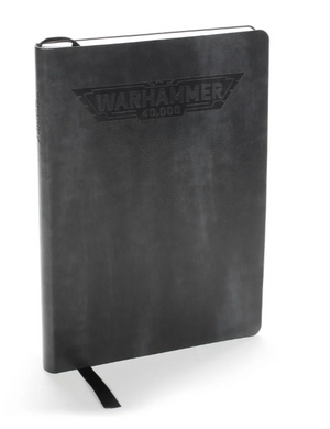 Games Workshop Warhammer 40,000 Crusade Journal