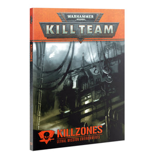 Games Workshop Kill Team: Killzones Lethal Mission Environment s