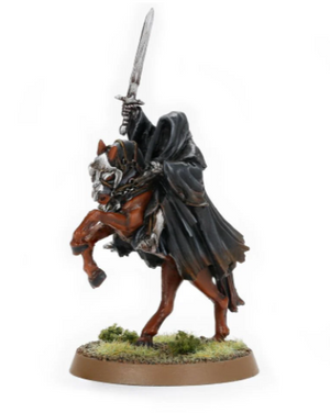 Mounted Witch-king (Black Rider)