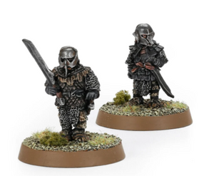 MADE TO ORDER - Frodo™ & Sam in Orc Armour