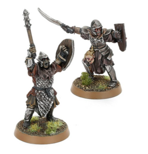 MADE TO ORDER - Mordor Orc Captains