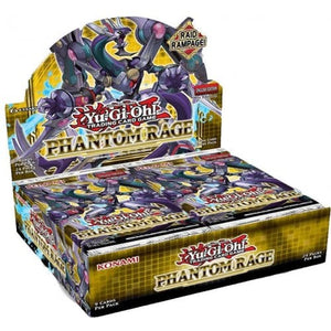 Yu-Gi-Oh! Legendary Duelists: Phantom Rage Booster Box 24 packs)(1st Edition)