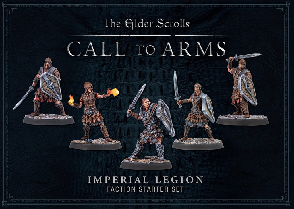 Elder Scrolls: Call To Arms Imperial Legion Faction Starter