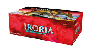 Ikoria - Lair of Behemoths Booster Display Box
