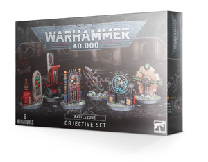 Games Workshop Battlezone Objective Set