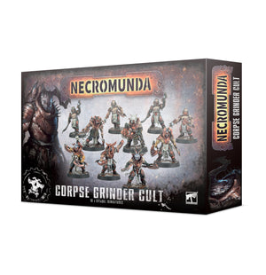 Games Workshop Corpse Grinder Cult Gang