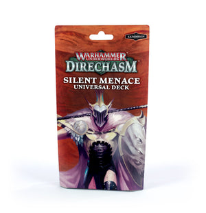 Games Workshop Warhammer Underworlds: Direchasm – Silent Menace Universal Deck