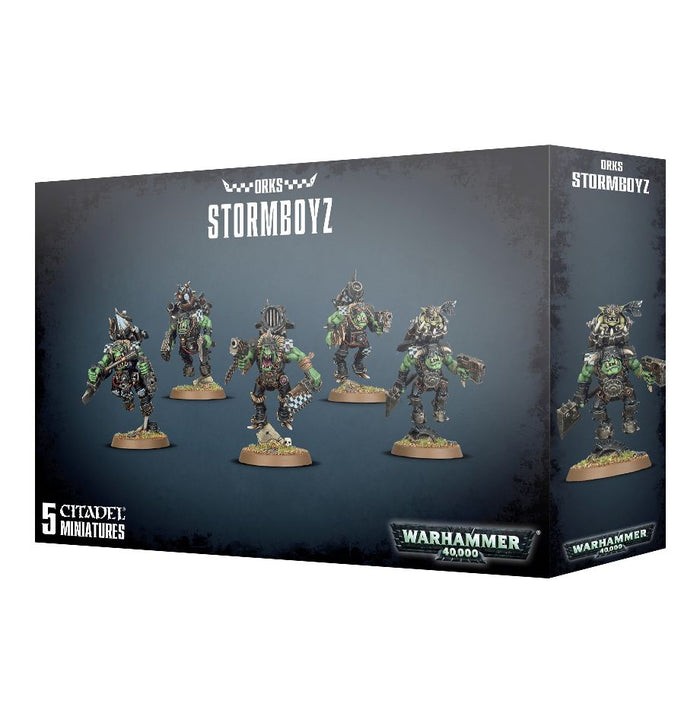 Games Workshop Ork Stormboyz