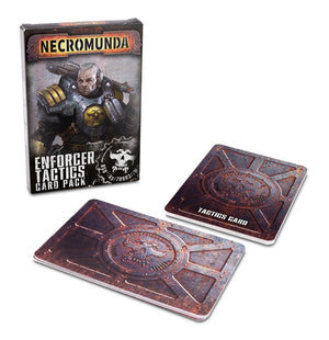 Games Workshop  Enforcer Gang Tactics Card Pack
