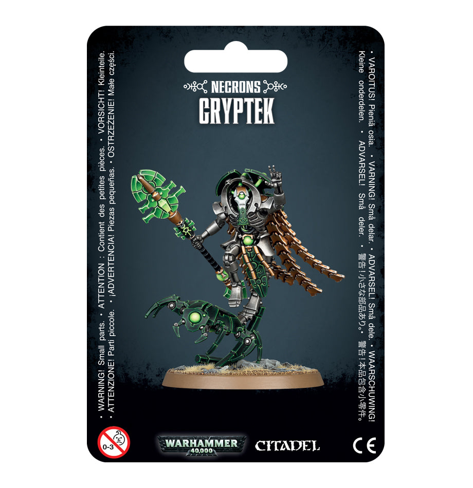 Games Workshop Necron Crytek