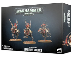 Games Workshop Serberys Raiders / Serberys Sulphurhounds