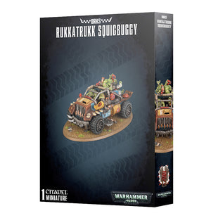 GAMES WORKSHOP RUKKATRUKK SQUIGBUGGY