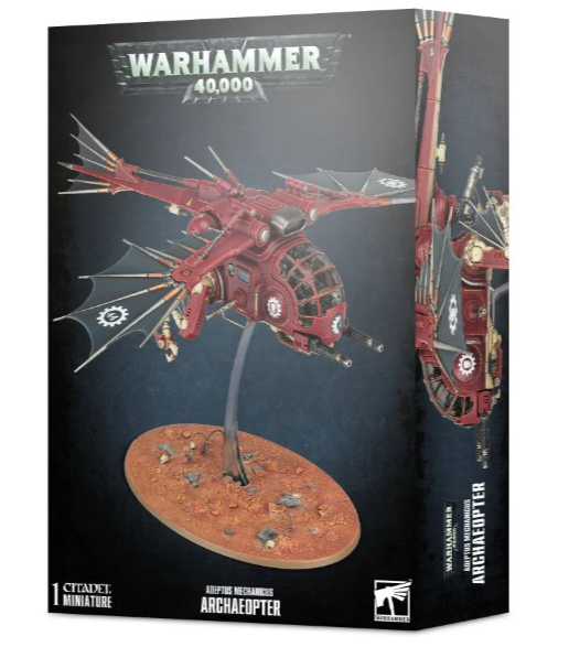 Games Workshop Archaeopter Transvector / Archaeopter Fusilave