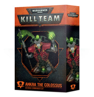 Games Workshop Kill Team Commander Ankra The Colossus