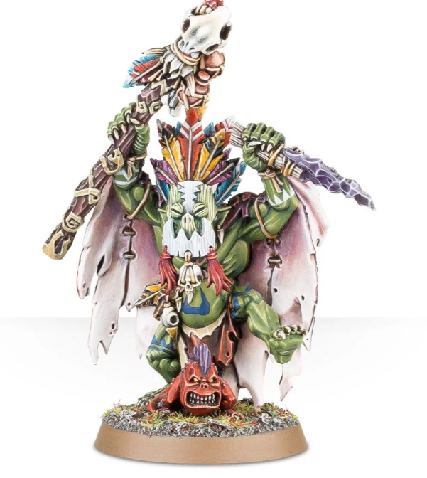 Games Workshop Wurrgog Prophet
