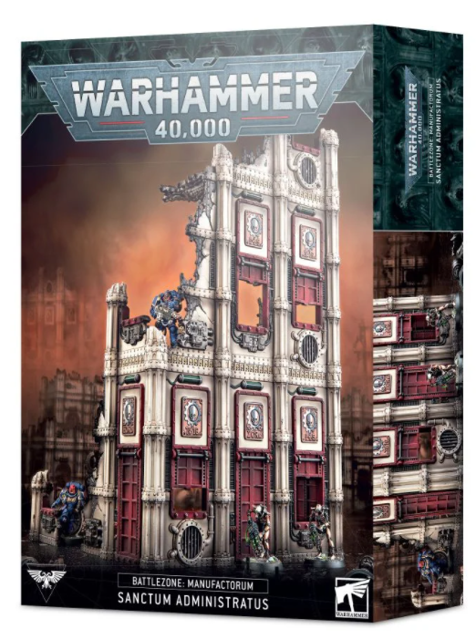 Games Workshop Battlezone: Manufactorum – Sanctum Administratus
