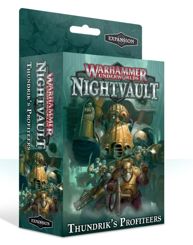 Games Workshop Kharadron Overlords: Thundrik's Profiteers