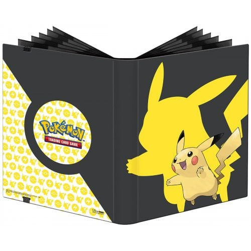 Pokemon TCG Ultra Pro Pokemon 9-Pocket Pro Binder - Pikachu 2019