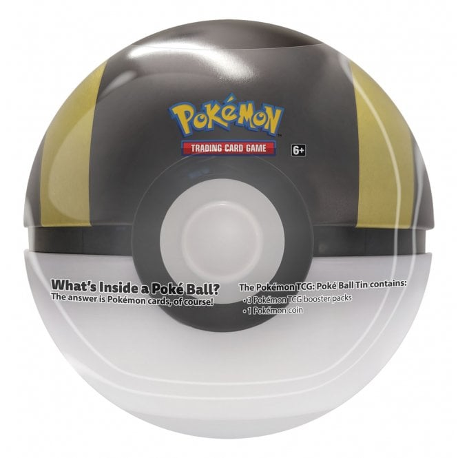 Pokemon - Poke Ball Tins Series 5  Ultra Ball Tin
