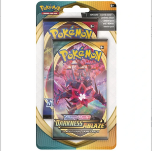 Pokemon TCG: Sword & Shield 3 Darkness Ablaze Celebration 2-Pack Blister
