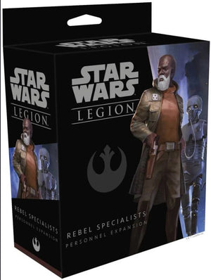Star Wars Legion: Rebel Specialists Expansion