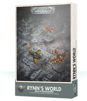 Games Workshop Rynn's World Area of Engagement