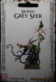 Games Workshop Grey Seer